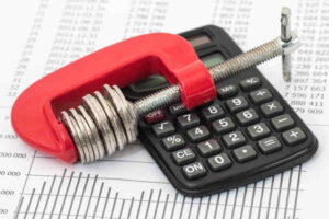 oddłużanie spirala zadłużenia